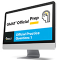 GMAT™官方练习题1
