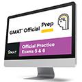 GMAT™官方模考练习5&6